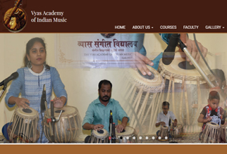 THE VYAS ACADEMY OF INDIAN MUSIC